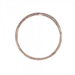 Fil d'acier galvanisé ø1,6mm - 5kg - env. 315m