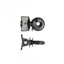 Isolateur pour piquet rond 8mm (25)