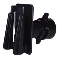Isolateur à vis pour piquets mobiles 12,5mm (15)