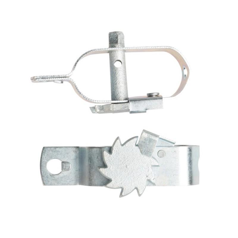 Tendeur de fil n4 - 120mm avec crochet d'arrêt (25)